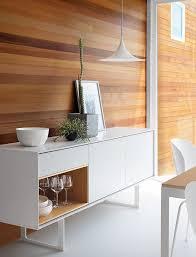 White Lacquer Credenza Aura Credenza Design Within Reach