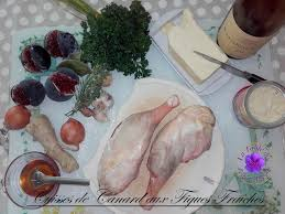 comment cuisiner des cuisses de canard fraiches cuisses de canard aux figues fraîches et au miel la table de jean
