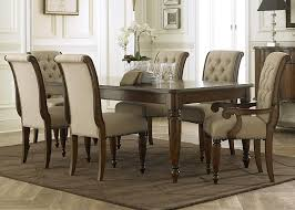 7 dining room sets liberty furniture cotswold 7 rectangular table set wayside