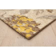 Round Yellow Rug Yellow And Gray Rug Yellow Rugs Latest Esprit Colour In Motion