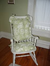 Rocking Chair Cushion Sets Rocker Cushions Nursery Thenurseries