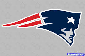 how to draw the patriots logo new england patriots step by step