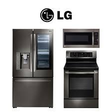 3 Piece Kitchen Appliance Set by Kitchen Packages Ge Electrolux Frigidaire Samsung Appliances