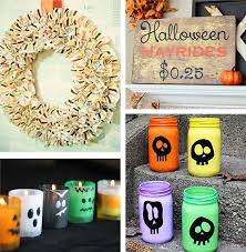 Halloween Home Decorations To Make by 28 Homemade Halloween Decorations For Adults