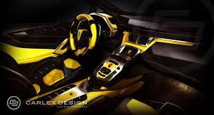 Yellow Lamborghini Aventador - lamborghini aventador 50th anniversario becomes yellow bull by