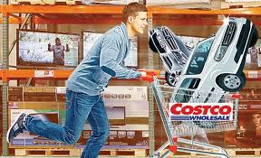 buying a car at costco make a deal without the dealing feature