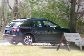 Audi Q5 Next Generation - 2018 audi q5 spied nearly fully exposed