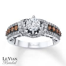 levian wedding rings levian chocolate diamonds 1 1 4 ct tw 14k gold engagement ring