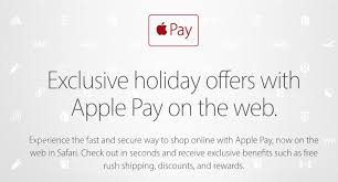 apple macbook pro thanksgiving discount apple promotes apple pay on web with exclusive holiday offers