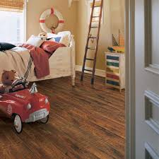 How Thick Is Laminate Flooring Pergo Xp Hand Sawn Oak 10 Mm Thick X 4 7 8 In Wide X 47 7 8 In