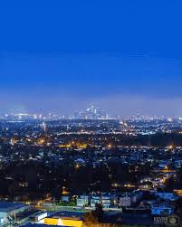 fireworks time lapse gif over los angeles business insider