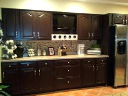 Stain Oak Cabinets Grey Stained Oak Kitchen Cabinets Nrtradiant Com