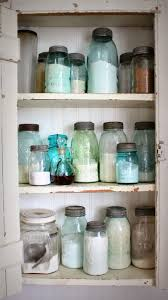 vintage canisters for kitchen rustic farmhouse my wall cupboard finally up for mothers day