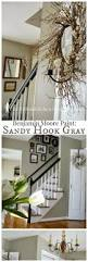 Interior Paint Colors by Best 25 Sandy Hook Gray Ideas On Pinterest Interior Paint