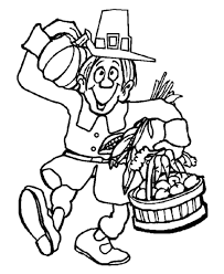 thanksgiving day coloring pages free thanksgiving day coloring pages and e card printable for