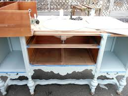 Changing Table With Sink Wall Mounted Dresser Bathroom Vanity Kennecottland Dressers