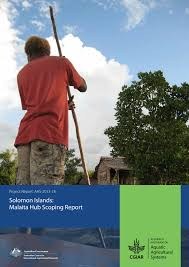 Inno Infr by Solomon Islands Malaita Hub Scoping Report Pdf Download Available