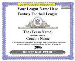 biggest loser certificate template 77 best award certificates