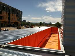 shipping container swimming pool u2013 project 2 shipping container