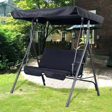 Seat Bench Cushions Outdoor Swinging Benches Garden Swing Seat 2 3 Seater Hammock