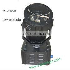 wholesale companies supply popular 2000w search light in