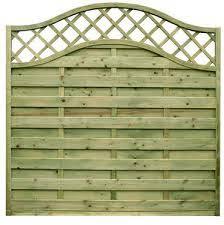 decorative fence panels design u0026 ideas