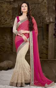 saree draping new styles buy saree draping styles to look slim with new blouse designs half