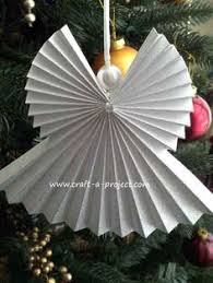 how to make a paper doily ornament paper doily