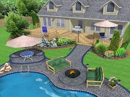 Low Budget Backyard Landscaping Ideas Backyard Flower Garden Designs Organic Gardening And X Kb Jpeg