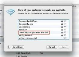 Funny Meme Names - 24 of the funniest wifi names weknowmemes