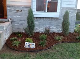 Plants For Front Yard Landscaping - front yard landscaping ideas landscape design wichita ks