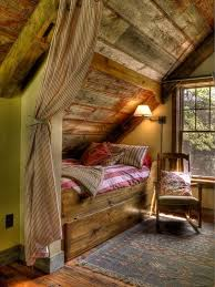how to design a rustic bedroom that draws you in