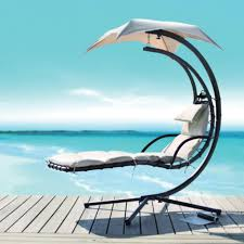Outdoor Dream Chair Gtouch Crescent Dream Swing