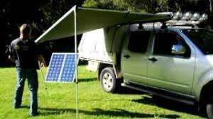 Bcf Awning Aussie Outdoor Set Up Of 2 5m Pull Out Awning Youtube