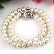 wholesale pearls necklace images Fpn0140 17 quot rare white irregular pearl necklace wholesale 25 35mm jpg