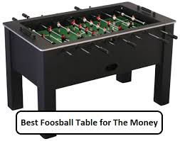 best foosball table brand discover best foosball table for the money