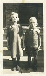 1940 Halloween Costumes 60 Deeply Terrifying Halloween Photos Early 1900s