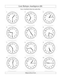 más de 25 ideas increíbles sobre reloj de matemáticas en pinterest