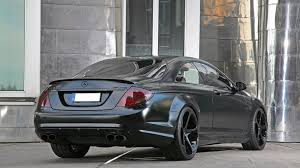 mercedes c 65 amg black edition for mercedes cl 65 amg