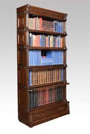 Globe Wernicke Bookcase 299 Mahogany Globe Wernicke Barristers Bookcase Circa 1900 Marge
