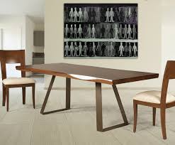 furniture max sculpted edge dining table by saloom furniture with