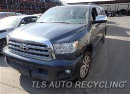 used toyota sequoia parts used oem toyota sequoia parts tls auto recycling