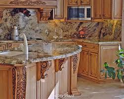 kitchen modern mosaic tile backsplash st cecilia granite