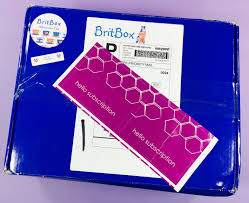 Britbox Subscription | britbox afternoon tea and biscuits january 2017 subscription box