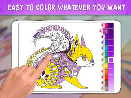 coloring book bliss android apps on google play