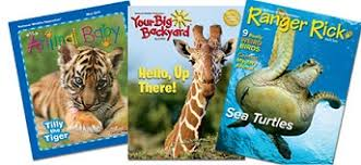 Your Big Backyard Magazine by Ranger Rick Your Big Backyard Or Wild Animal Baby Kid U0027s Magazine