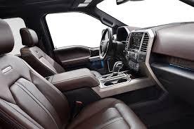ford f150 platium 2015 ford f 150 debuts at 2014 detroit auto automobile magazine