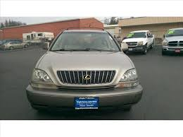 lexus rx300 used cars gold lexus rx in california for sale used cars on buysellsearch