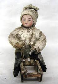 231 best antique snow babies images on antique