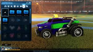 Car Antenna Flags How To Equip A Community Flag In Rocket League Shacknews